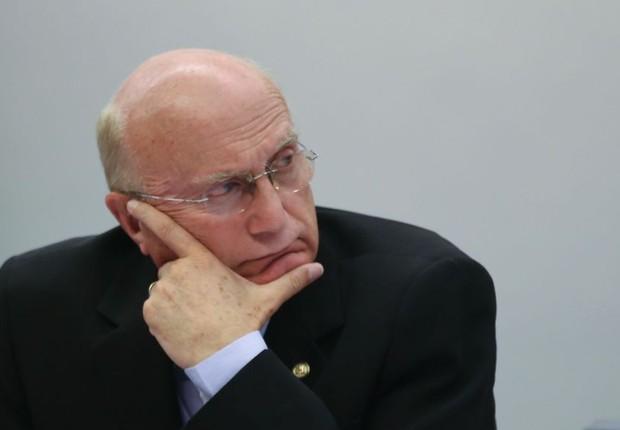 O ministro Osmar Serraglio (Foto: Fabio Rodrigues Pozzebom/Agência Brasil)