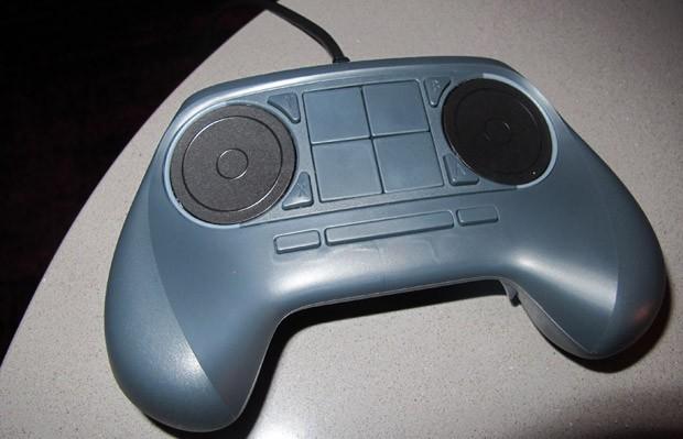 G1 - G1 testou: Steam Controller oferece boa precisão para