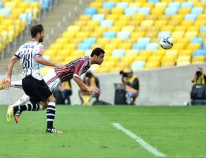 Fred, Fluminense X Corinthians