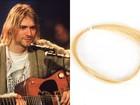Kurt Cobain: casaco e cabelo do músico serão leiloados nos EUA