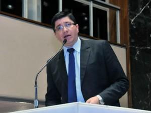Marcio Santiago, Juiz de Fora  (Foto: Pollyanna Maliniak/ALMG)