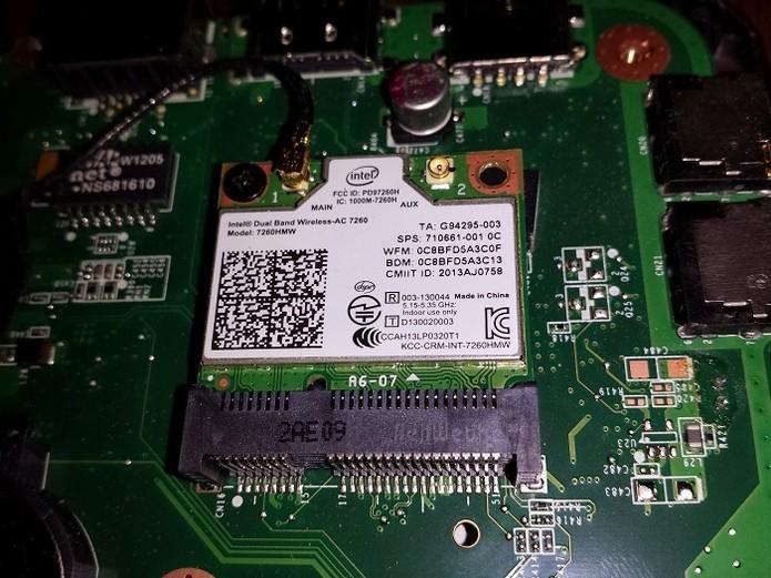 Modelos N 7260 e AC 7260 podem funcionar de forma intermitente (Foto: Reprodução/Intel)