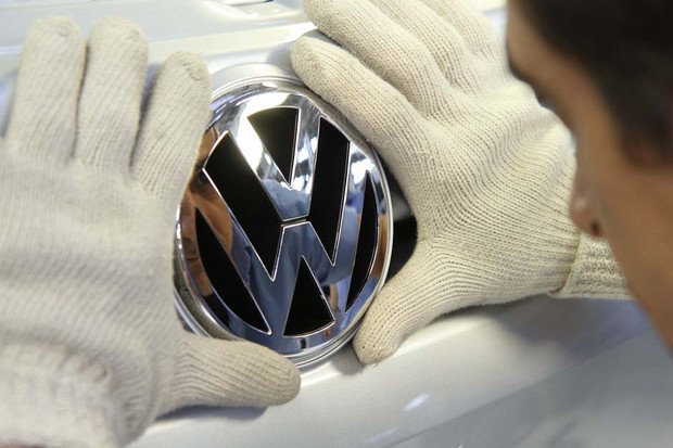 Volkswagen logo (Foto: Divulgação)