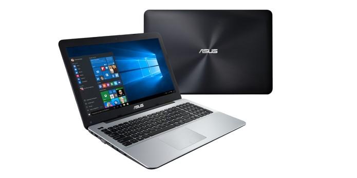Asus X555LF vem com processador avançado com Core i5 ou i7 com placa gráfica NVIDIA (Foto: Divulgação/Asus)