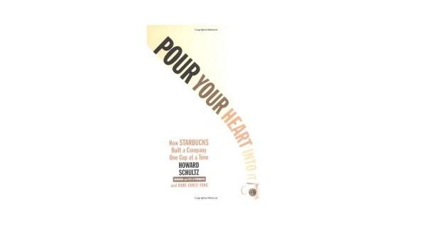 Livro de Howard Schultz (Foto: Divulgação)