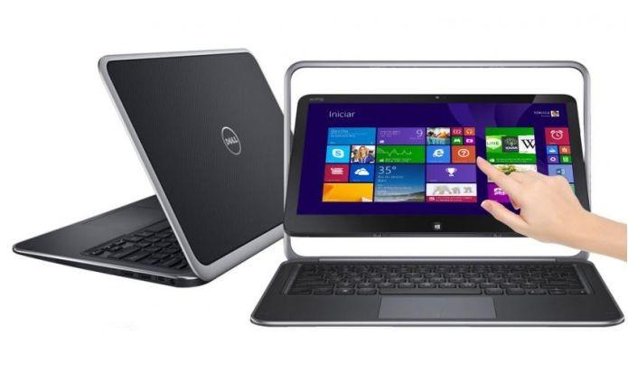 Ultrabook da Dell gira a tela para você (Foto: Divulgação)