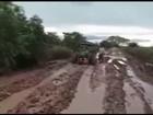 Atoleiros na estrada Transpantaneira prejudicam turismo no Pantanal
