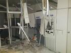 Grupo explode caixas eletrônicos de agência bancária em Boca da Mata