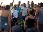 Sepultado corpo de garota vítima de tiro no bairro do IAPI, em Salvador