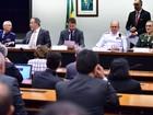 Comandante do Exército critica na Câmara tese de intervenção militar