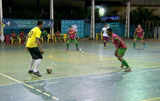 Sgunda fase ^começa com 19 gols marcados, em Porto Velho (Foto: Bom Dia Amazônia)