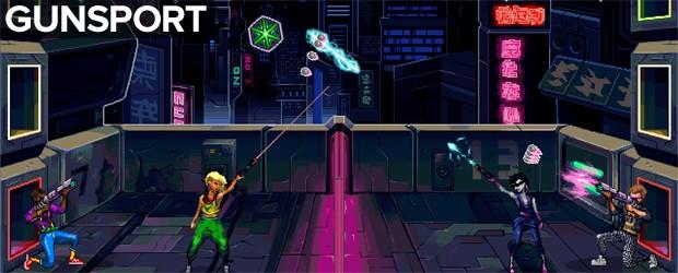 'Gunsport' será lançado para PlayStation 4, Xbox One e PC (Foto: Divulgação)