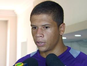 Juliano, goleiro do Guarani (Foto: Reprodução / EPTV)