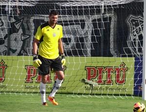 Goleiro Gilson ASA (Foto: Leonardo Freire/GLOBOESPORTE.COM)