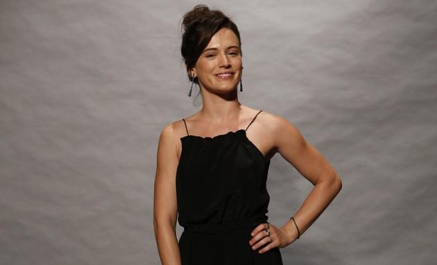 Bianca Bin grava cenas importantes de 'O outro lado do paraíso' em Arraial do Cabo (Fábio Rocha/Gshow)