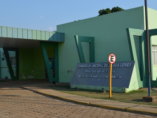 Outros vereadores da Câmara de Vilhena foram ouvidos nesta quarta (Foto: Eliete Marques/ G1)