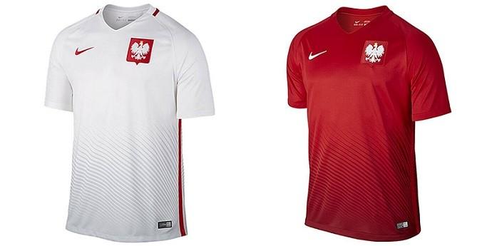 Camisas Eurocopa polonia