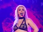 Britney Spears exibe boa forma com looks ousados em show em Las Vegas