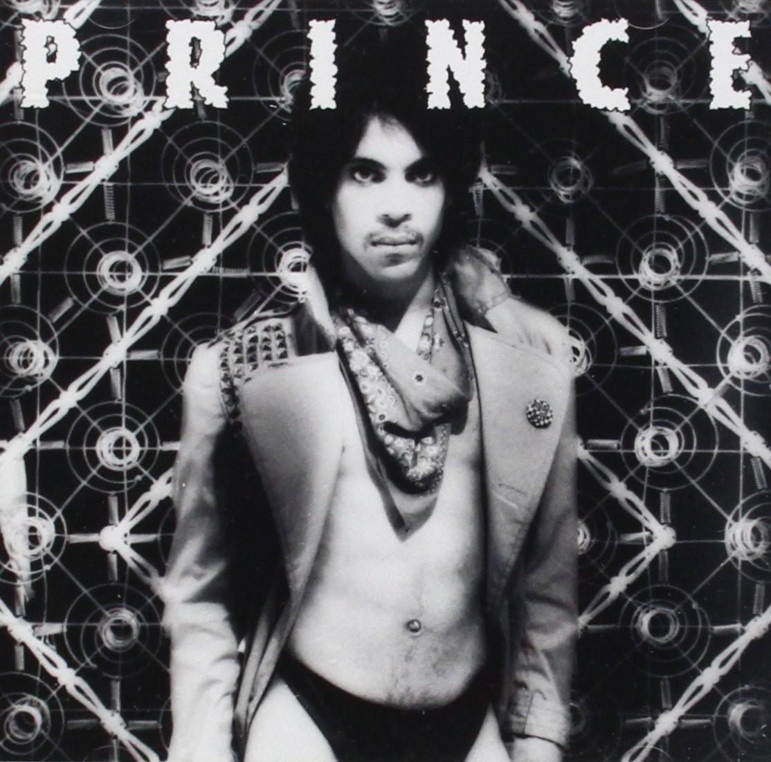 """Prince na capa de """"Dirty Mind"""" (Foto: reprodução)"""