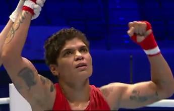 Adriana Araujo vence ucraniana e  avança às oitavas de final do Mundial