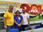 PSOL confirma aliança com PSB e indica vice na candidatura de Camilo