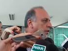 Rio de Janeiro quer antecipar de novo receitas do petróleo, diz Pezão