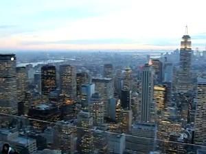 Equipe foi a Nova Iorque em janeiro (Foto: Reprodução/RBS TV)