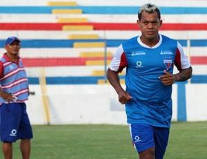 Marcelinho Paraíba, Fortaleza, treino