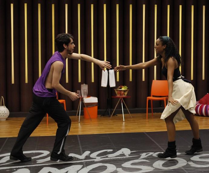 Bateu ansiedade para conferir a performance da dupla? (Foto: Artur Meninea/Gshow)