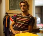 'Os dias eram assim': Felipe Simas é Caíque | Raphael Dias/Gshow