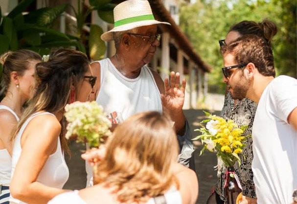 E vejo flores em você lala-lá (Foto: Poa Vini Dalla Rosa/ Divulgação)