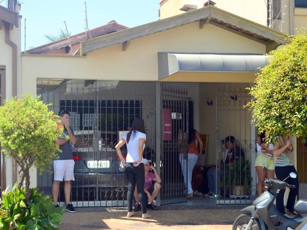Família - Piracicaba (Foto: Fernanda Zanetti/G1)