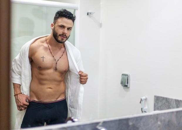 Rodrigo Marim (Foto: Anderson Barros/ EGO)