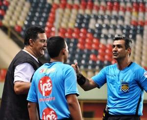 Samuel Oliveira, o Samuka, técnico do Humaitá (Foto: Manoel Façanha/Arquivo Pessoal)