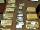 Polícia acha 5,5 kg de cocaína enterrados em terreno e prende jovem