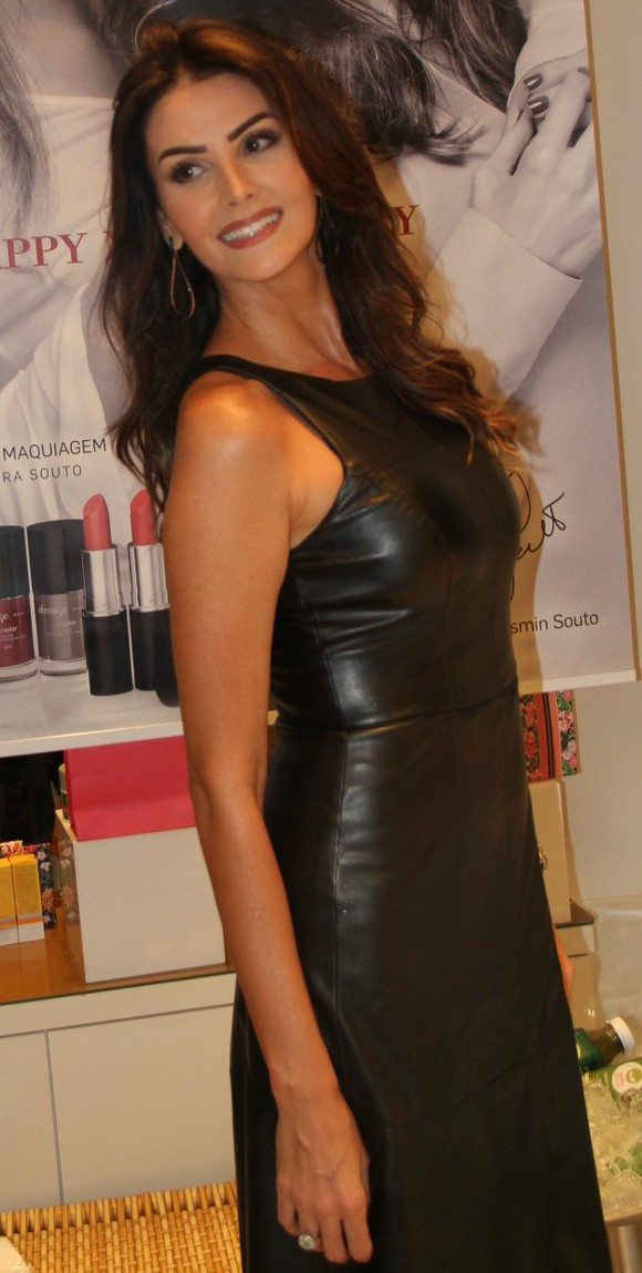 Lisandra Souto (Foto: Rogerio Fidalgo/AgNews)