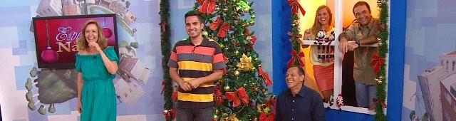 Especial de Natal (Foto: TV Gazeta (reprodução))