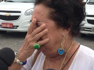 Fogo atinge secretarias no Centro Admnistrativo da Bahia (Foto: Ruan Melo/ G1)