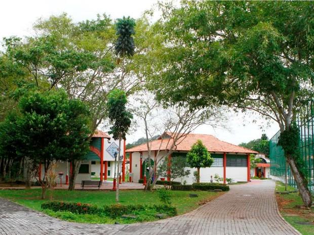 Parque dos Bilhares deve receber serviços (Foto: Alexandre S. Fonseca/Seminf-Manaus)