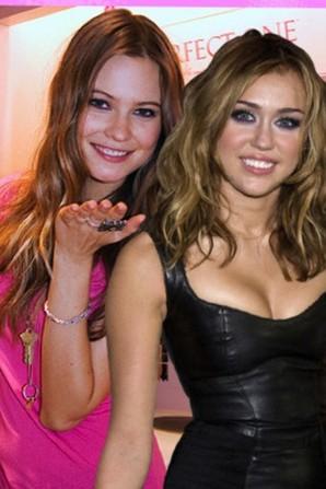 Miley Cyrus My BFF