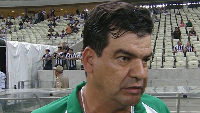 Moacir Júnior, técnico do América-MG (Foto: america-mg)