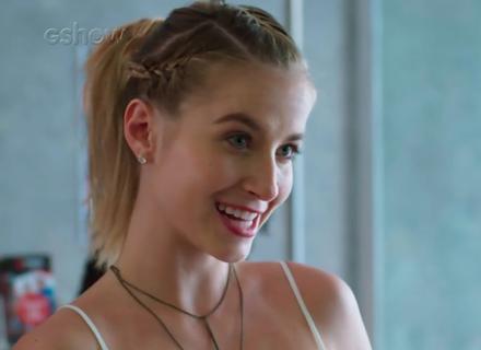 Teaser: Bárbara insinua que ela e Gabriel estão prestes a voltar