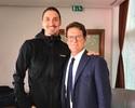 """Ibrahimovic reencontra o """"homem que mudou o seu futebol"""": Fabio Capello"""
