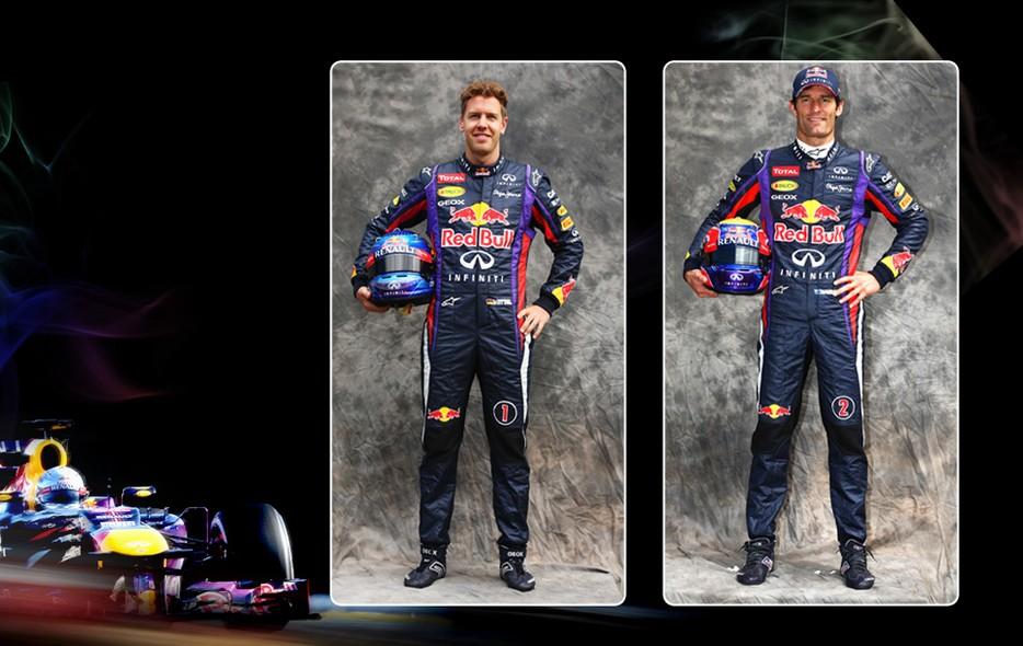 3d75d65f49 Veja os macacões e capacetes dos pilotos da Fórmula 1 em 2013 ...