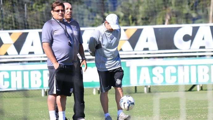 Guto Ferreira Figueirense (Foto: Luiz Henrique/ Figueirense FC)