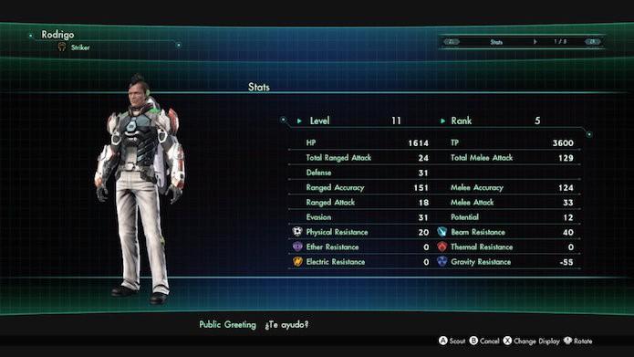 Xenoblade Chronicles X: recrute combatentes aliados para ganhar Blade Medals (Foto: Reprodução/Victor Teixeira)