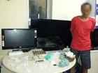 Idoso é preso por tráfico de drogas no bairro de Capelinha, em Salvador