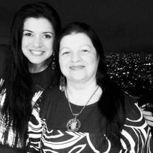 Mara Maravilha e a mãe, Marileide (Foto: Reprodução/Instagram)