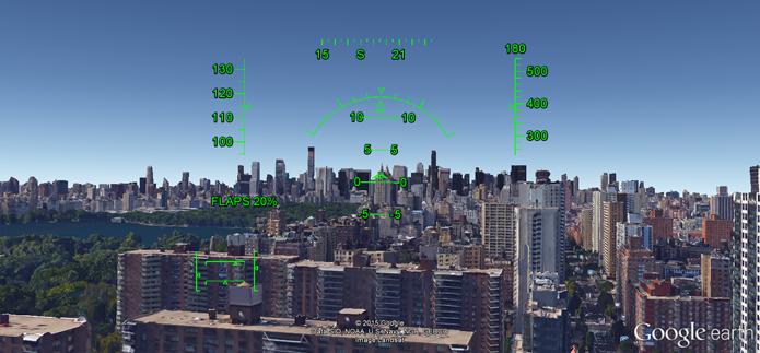 Centro de Nova Iorque está quase todo renderizado em 3D (Foto: Reprodução/Google)
