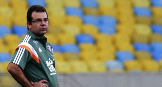 de volta AO FLU (Nelson Perez / Fluminense)